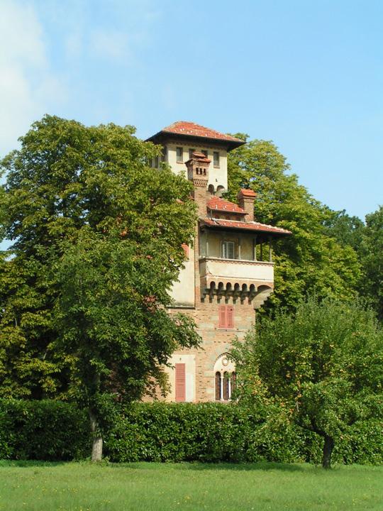 Villa d 39 epoca novi ligure str turchino for Cap villa del conte